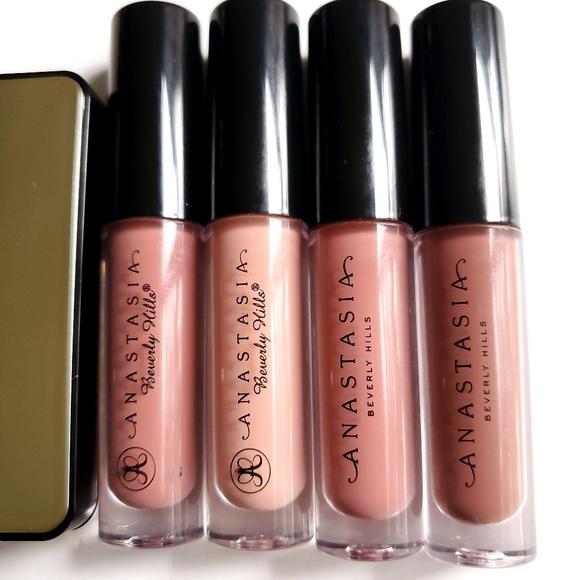 Anastasia Beverly Hills Other - Anastasia Beverly Hills Mini Lip gloss set bundle